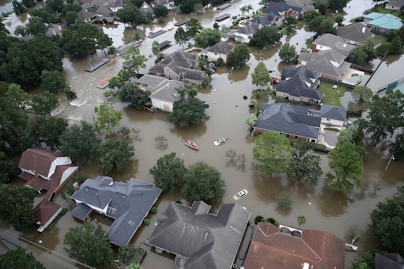 Global Warming Played a Big Role in Hurricane Harvey's Record Rainfall