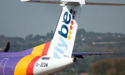 Flybe cancels dozens of flights at the last minute