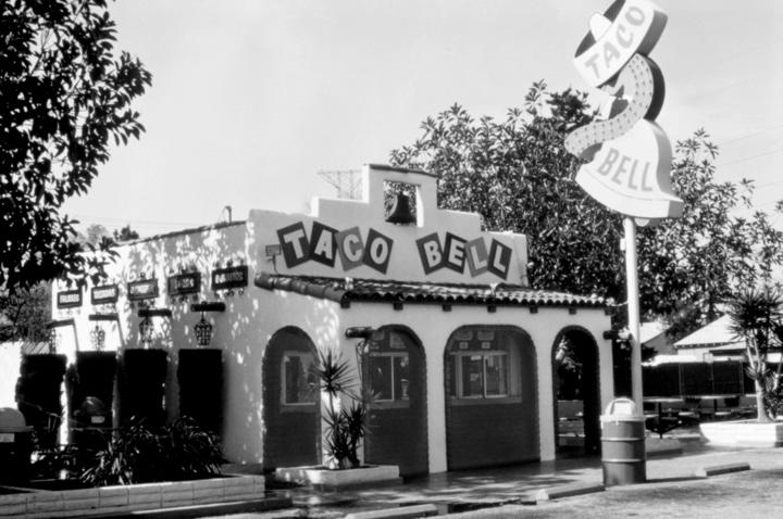 Taco Bell first location