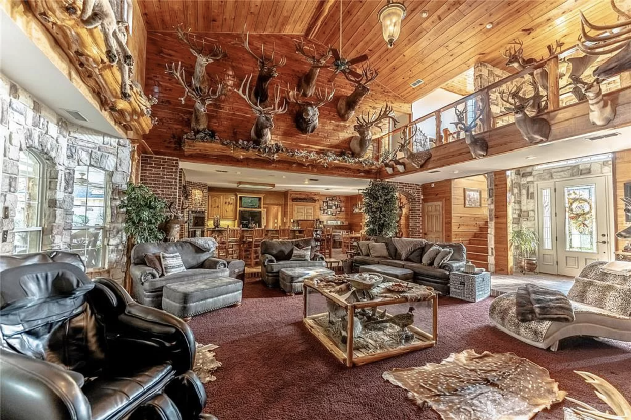 The Trophy Hunter's House