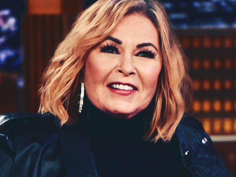 Roseanne Barr Tapes Rambling, Emotional Podcast with Rabbi