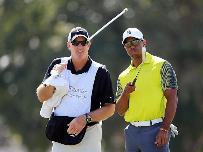 haney would also suggest that woods pushed himself physically because he wanted to be viewed as an athlete saying that woods viewed injuries as a way of being accepted into the fraternity of superstars who played more physical sports than golf