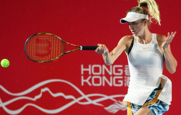 Elina Svitolina hopes playing 'mean' and 'angry' will see her past China's Wang Qiang to reach the WTA Finals Singapore
