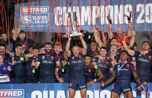 Catalans Dragons v St Helens – Betfred Super League – Grand Final – Old Trafford