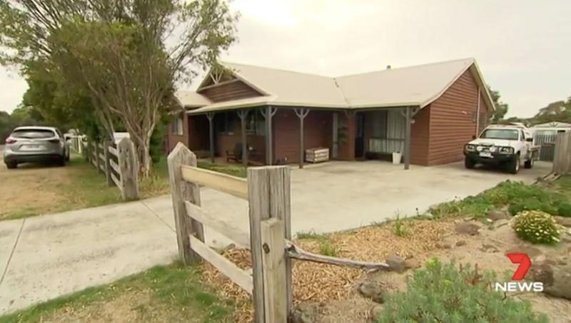 Mr Hannaford's first step was to buy a rural property under $200,000 then rent it out. Source: 7 News
