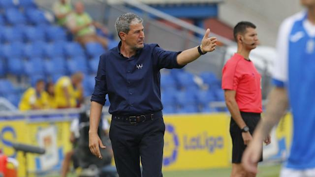 Manolo Marquez steered Las Palmas to impressive wins over Athletic Bilbao and Malaga, but has quit as coach after just six games in charge.