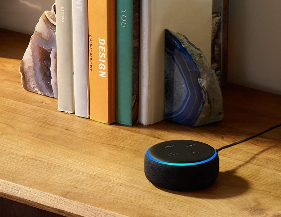 """Alexa, what are your deals?"" (Photo: Amazon)"