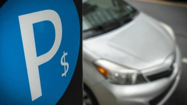 Halifax joined other cities last year in installing pay-by-plate parking stations to replace meters. (Simon-March Charron/Radio-Canada - image credit)