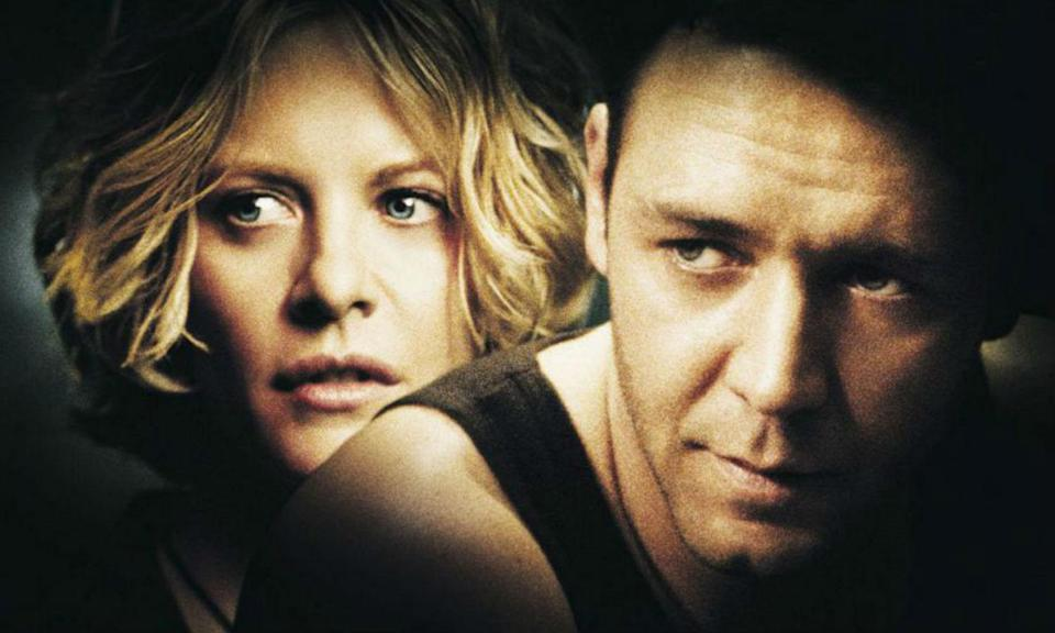 <p>Meg Ryan married Dennis Quaid in 1991 but she claims he was unfaithful to her throughout. So when it came to shooting Proof of Life with Russell Crowe it seems their marriage was not in a good place so she ended up having an affair with her Aussie co-star. Meg and Dennis divorced in 2001 but her romance with Russell didn't last much longer. </p>