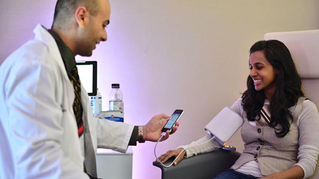 Can a Smartphone Do What Your Doctor Does?