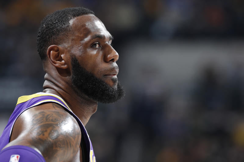 National Basketball Association  trade deadline: LeBron James calls out loyalty double standard, again