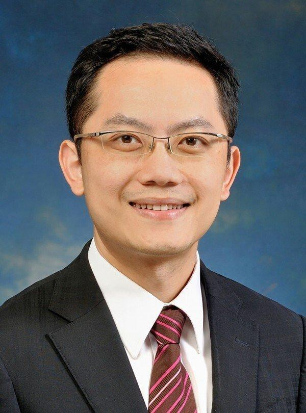 Dr Ronald Lam Man-kin took the reins of the Centre for Health Protection on Friday. Photo: Handout