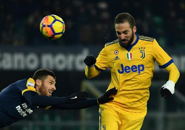 National service: Gonzalo Higuain has been recalled by Argentina