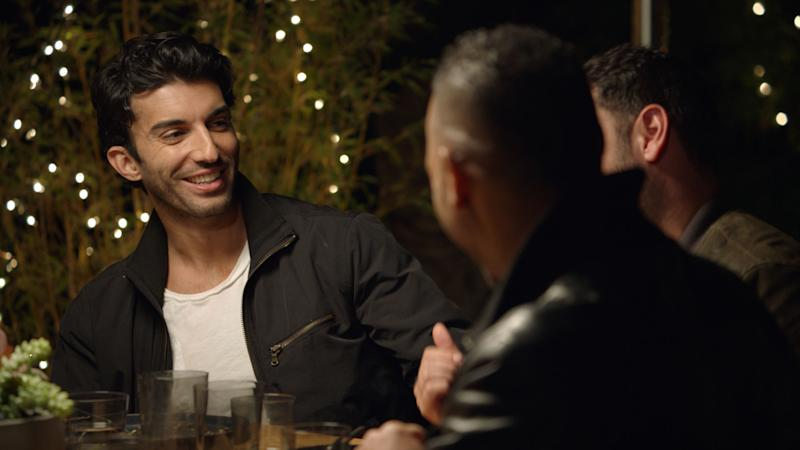 Justin Baldoni Hosts Dinner with Men 'Man Enough' to talk about MeToo