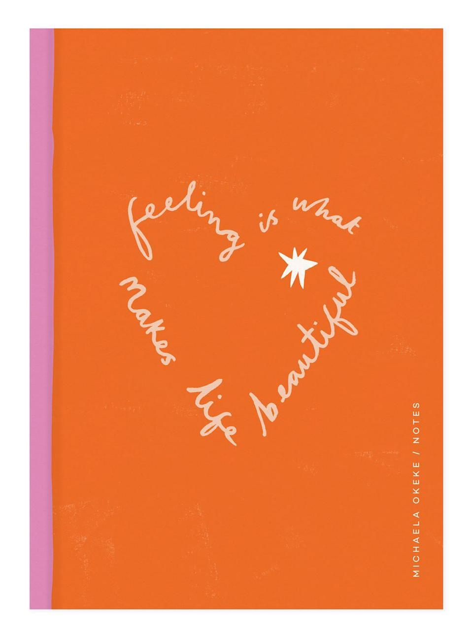"""<p>Papier has teamed up with the model and mental-health activist Adwoa Aboah to create a limited-edition notebook and guided journal for International Women's Day. </p><p>All of the profits throughout March will be donated to Gurls Talk, a community-led not-for-profit organisation dedicated to promoting the wellbeing of adolescent gxrls and young womxn.</p><p><a class=""""link rapid-noclick-resp"""" href=""""https://go.redirectingat.com?id=127X1599956&url=https%3A%2F%2Fwww.papier.com&sref=https%3A%2F%2Fwww.townandcountrymag.com%2Fuk%2Fstyle%2Ffashion%2Fg35444586%2F15-brands-to-support-this-international-womens-day%2F"""" rel=""""nofollow noopener"""" target=""""_blank"""" data-ylk=""""slk:SHOP HERE"""">SHOP HERE</a><br></p>"""