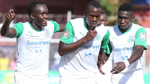 Gor Mahia has so far managed to collect ten points from the six games