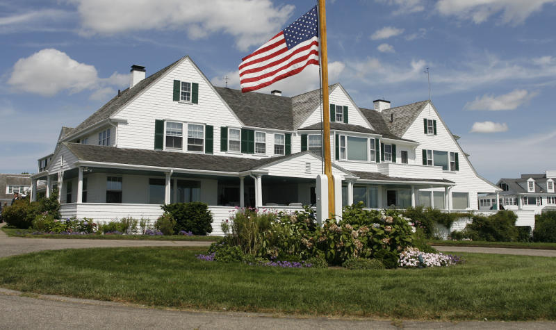 Image Gallery Kennedy Family Compound