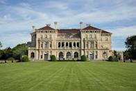 """<p>There's so much to do in Newport, that Saturday afternoon deserves to be a choose-your-own-adventure experience for your party. While a morning jaunt to see Newport's fabulous mansions may leave you wanting more with a tour of <a href=""""https://www.newportmansions.org/explore/the-breakers"""" rel=""""nofollow noopener"""" target=""""_blank"""" data-ylk=""""slk:The Breakers"""" class=""""link rapid-noclick-resp"""">The Breakers</a> (shown here) or one of the other breathtaking mansions open to the public, style mavens may prefer to peruse Bellevue Avenue's shops instead, while tennis enthusiasts can't miss the <a href=""""https://www.tennisfame.com/"""" rel=""""nofollow noopener"""" target=""""_blank"""" data-ylk=""""slk:International Tennis Hall of Fame"""" class=""""link rapid-noclick-resp"""">International Tennis Hall of Fame</a> and art aficionados will be smitten with the <a href=""""https://americanillustration.org/"""" rel=""""nofollow noopener"""" target=""""_blank"""" data-ylk=""""slk:National Museum of American Illustration"""" class=""""link rapid-noclick-resp"""">National Museum of American Illustration</a>, set inside a Gilded Age mansion of its own. Be sure to check the websites for your desired destinations to check for COVID-19 protocols.</p><p>However, if you've had enough of walking, take advantage of one of Newport's great pastimes: sailing. Castle Hill Inn, where you'll be staying tonight, has an exclusive partnership with <a href=""""http://www.bartonandgray.com/"""" rel=""""nofollow noopener"""" target=""""_blank"""" data-ylk=""""slk:Barton & Gray Mariners Club"""" class=""""link rapid-noclick-resp"""">Barton & Gray Mariners Club</a>, and offers a variety of four-hour private yacht excursions around neighboring coves and islands, lunch included. </p>"""
