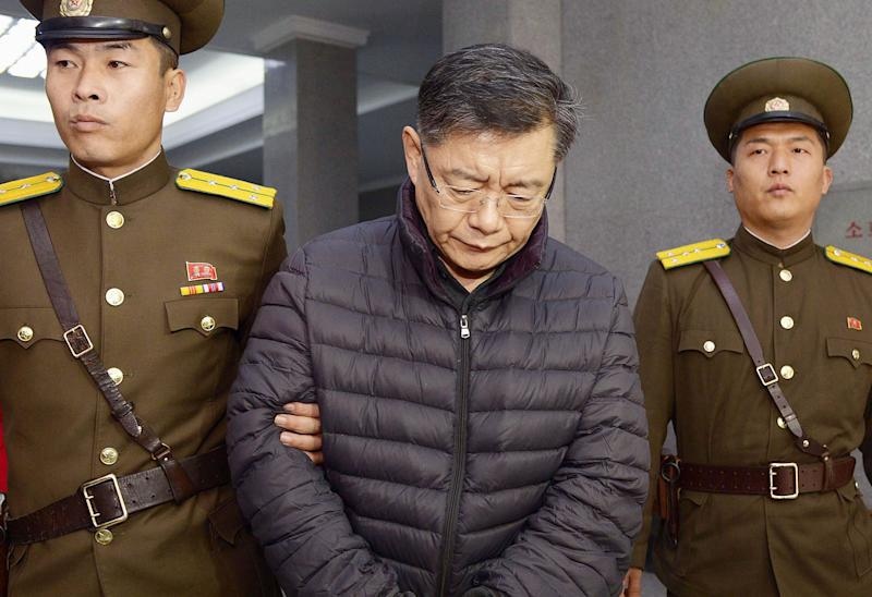 North Korea Releases Canadian Pastor on 'Sick Bail'