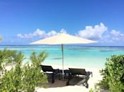 """<p>Considered one of the best all-inclusive resorts in the world, <a href=""""https://thebrando.com/"""" rel=""""nofollow noopener"""" target=""""_blank"""" data-ylk=""""slk:The Brando"""" class=""""link rapid-noclick-resp"""">The Brando</a> is an excellent option for family reunions and romantic getaways alike. Seated 30 miles northeast of Tahiti on the pristine island of Tetiaroa, this is the perfect place to unwind and unplug together while finding an ideal blend of adventure and relaxation.</p><p>The Brando features villas that house one, two, or three bedrooms, along with three-bedroom residences, to keep each other close while having your own private space to retreat. There's a Lagoon School for children between 6-12 years on days when parents want to take scuba lessons or enjoy a private dinner for two. </p>"""