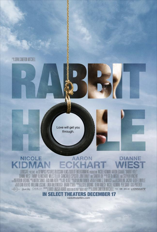 "LionsGate Films' <a href=""http://movies.yahoo.com/movie/1810089784/info"">Rabbit Hole</a> - 2010"