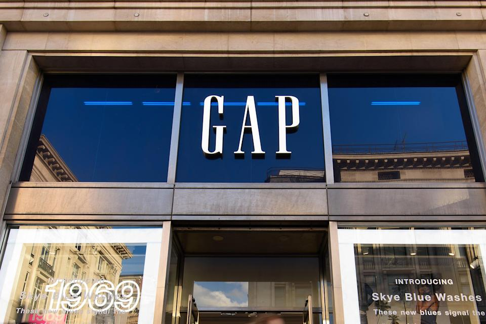 Gap is looking to close some UK sites, but has not said which ones (Getty Images)