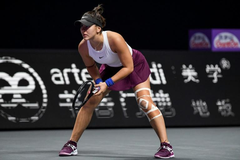 Defending champion Andreescu withdraws from US Open