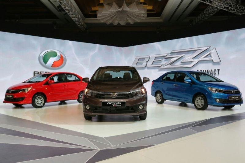 Perodua announced yesterday that the prices of its vehicles will be reduced by between one and three per cent for most models. ― Picture by Choo Choy May