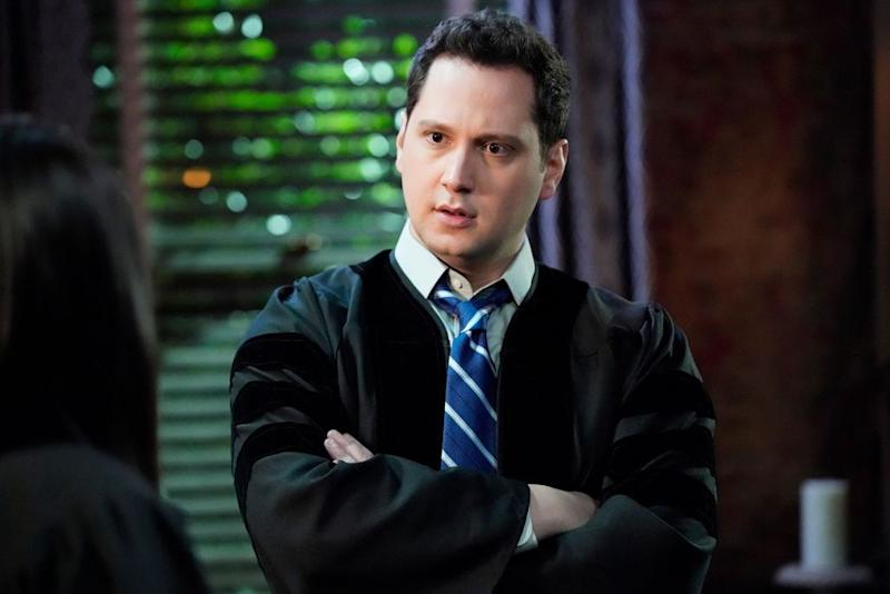 Matt McGorry on How to Get Away with Murder.   Mitch Haaseth/ABC