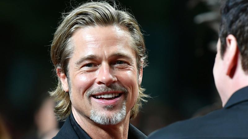 Brad Pitt bei der Premiere seines Films «Once upon a time in Hollywood» in Berlin.