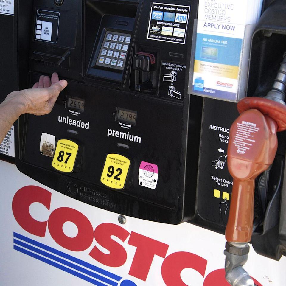 <p>Many Costcos also offer gasoline to members. Like Kroger and Walmart, the gas is often cheaper and is just one more thing that makes a membership worth the price.</p>