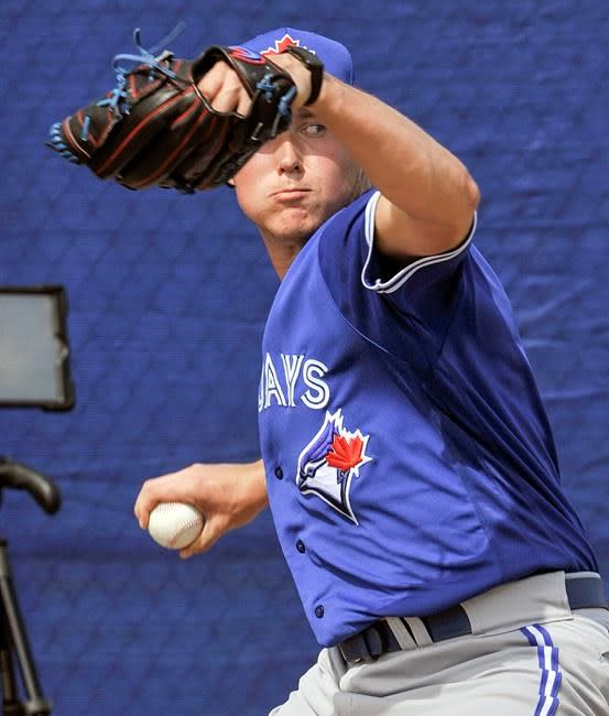 Nate Pearson set to make MLB debut with Toronto Blue Jays on Wednesday