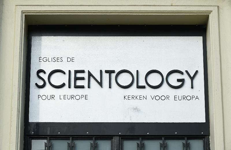 Belgian investigators first began investigating the Church of Scientology in 1997 (AFP Photo/John Thys)
