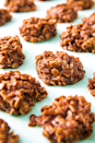 "<p>These oatmeal cookies don't require turning on your oven, and can be thrown together in only 10 minutes. Make them ahead of time and allow them to cool, since these tasty cookies will stay fresh for days. </p><p><em><strong>Get the recipe at <a href=""https://www.delish.com/cooking/recipe-ideas/a25440716/no-bake-chocolate-oatmeal-cookies-recipe/"" rel=""nofollow noopener"" target=""_blank"" data-ylk=""slk:Delish"" class=""link rapid-noclick-resp"">Delish</a>.</strong></em><br></p>"
