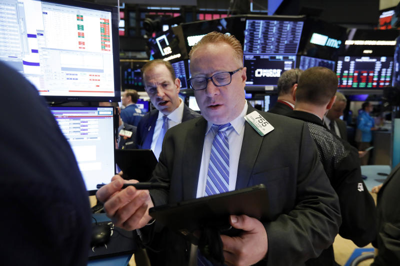 Wall Street drops on coronavirus fears