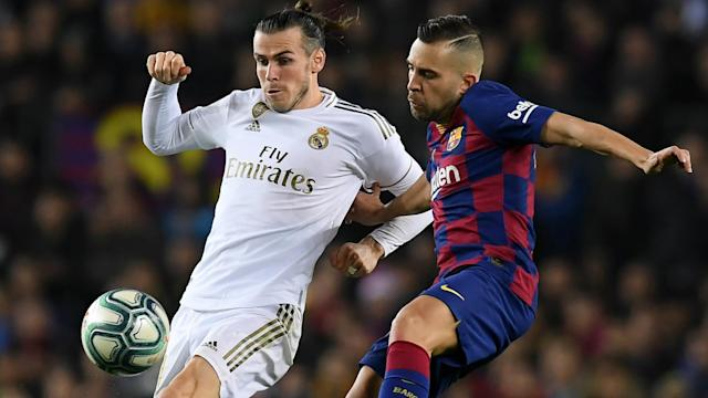 Barcelona and Real Madrid could not be separated at Camp Nou and remain level on points at the top of LaLiga.