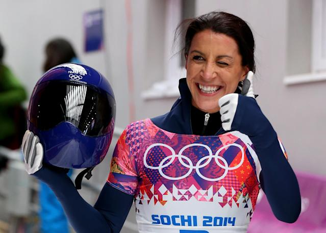 Shelley Rudman enjoyed a glittering skeleton career that peaked with a thrilling Winter Olympic silver in Turin in 2006