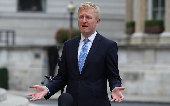 Oliver Dowden will attempt to speak to both senior figures at Facebook and his Australian ministerial counterparts this week - PA