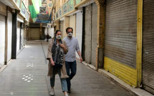 The Islamic republic is battling one of the world's deadliest coronavirus outbreaks which it says has killed close to 4,000 people and infected more than 64,500