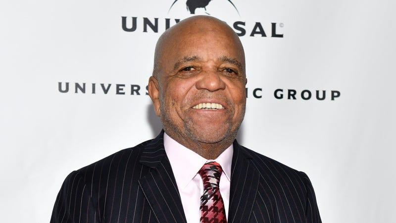Berry Gordy attends the Universal Music Group's 2019 After Party To Celebrate The GRAMMYs at ROW DTLA on February 10, 2019 in Los Angeles, California.