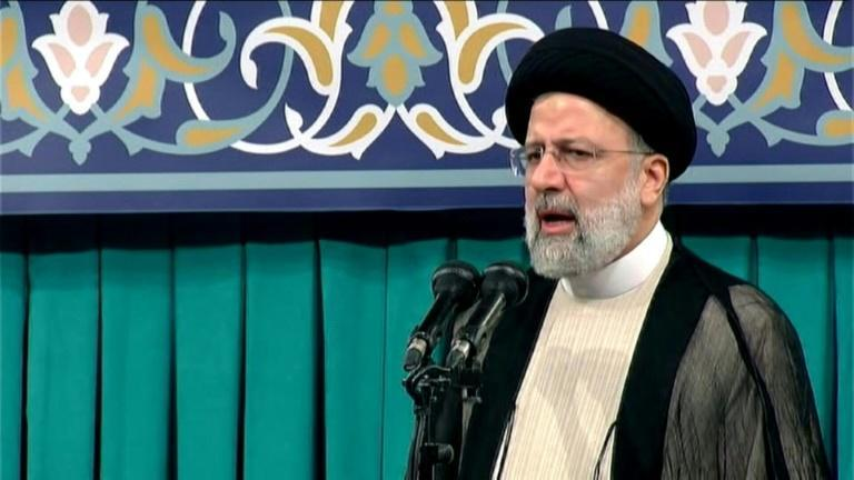 Raisi says will not leave Iran economy to 'will of foreigners'