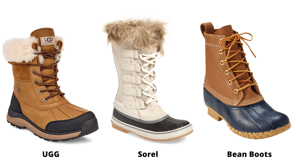 Best gifts for women: Winter boots