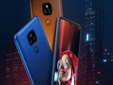 Motorola to launch Moto E7 Plus in India on 23 Sep; smartphone features 48 MP camera