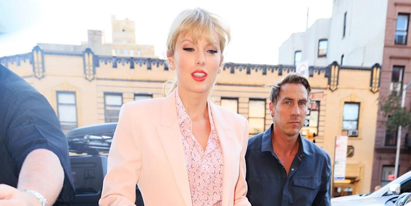 Taylor Swift pens Tumblr post following news Scooter Braun owns her masters