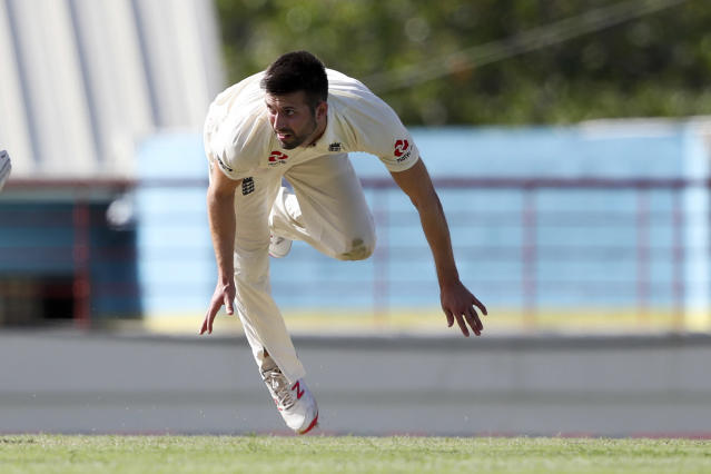 Durham quick ripped through the West Indies