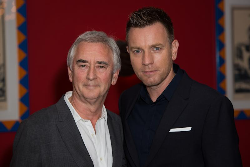 Actors Denis Lawson and Ewan McGregor pose for photographers during a photo call to promote the film 'American Pastoral', in London, Friday, Oct. 7, 2016. (Photo by Vianney Le Caer/Invision/AP)