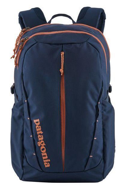 """<p><strong>Patagonia</strong></p><p>rei.com</p><p><strong>$89.00</strong></p><p><a href=""""https://go.redirectingat.com?id=74968X1596630&url=https%3A%2F%2Fwww.rei.com%2Fproduct%2F117964&sref=https%3A%2F%2Fwww.goodhousekeeping.com%2Fclothing%2Fg27508273%2Fbest-college-backpacks%2F"""" rel=""""nofollow noopener"""" target=""""_blank"""" data-ylk=""""slk:Shop Now"""" class=""""link rapid-noclick-resp"""">Shop Now</a></p><p>Designed specifically to withstand the elements, this backpack from Patagonia is made with nylon with a <strong>durable water repellent finish</strong> to keep your belongings safe from rain, snow and sleet. There's a padded laptop sleeve and tablet pocket for easy access to your electronics during class. The breathable mesh on the padded shoulder straps help prevent overheating even with heavy loads. </p>"""