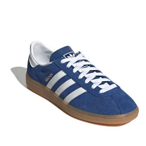 "<p><a class=""link rapid-noclick-resp"" href=""https://go.redirectingat.com?id=127X1599956&url=https%3A%2F%2Fwww.adidas.co.uk%2Fmunchen-shoes%2FFV1190.html&sref=https%3A%2F%2Fwww.esquire.com%2Fuk%2Fstyle%2Fshoes%2Fg9894%2Fbest-mens-trainers%2F"" rel=""nofollow noopener"" target=""_blank"" data-ylk=""slk:SHOP"">SHOP</a></p><p>Japanese produced; German raised; universally stanned. Yes, the Adidas München may lack the cachet of the Gazelle or the Samba, but it's just as good.</p><p>München Trainers, £84.95, <a href=""https://go.redirectingat.com?id=127X1599956&url=https%3A%2F%2Fwww.adidas.co.uk%2Fmunchen-shoes%2FFV1190.html&sref=https%3A%2F%2Fwww.esquire.com%2Fuk%2Fstyle%2Fshoes%2Fg9894%2Fbest-mens-trainers%2F"" rel=""nofollow noopener"" target=""_blank"" data-ylk=""slk:adidas.co.uk"" class=""link rapid-noclick-resp"">adidas.co.uk</a></p>"