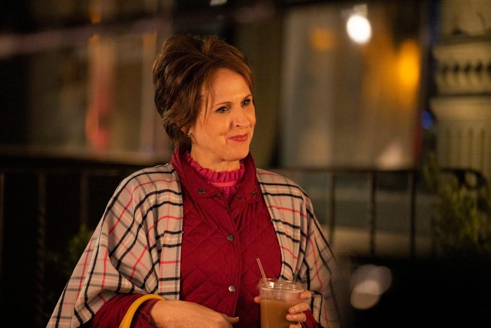 """Molly Shannon has an expanded role in new episodes of """"The Other Two,"""" which moved from Comedy Central to HBO Max for Season 2."""