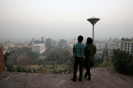 Air pollution in Tehran has reached a critical level in recent days